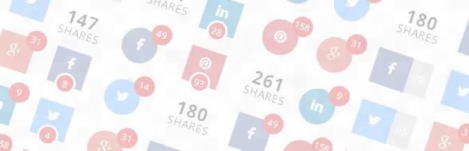 Cresta Social Share Counter - 20 Best Social sharing Plugins for wordpress in 2017