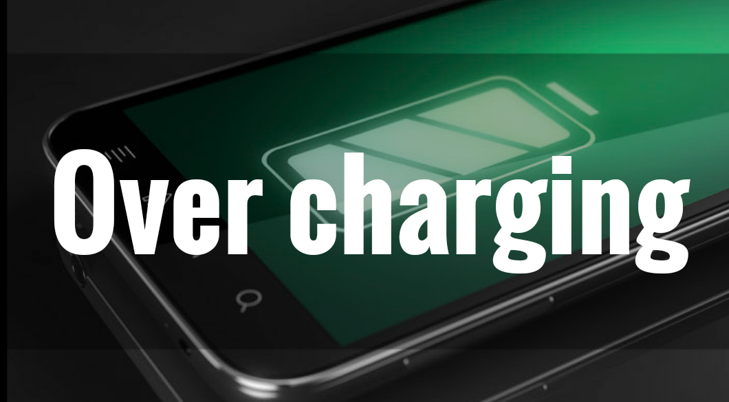 over charging